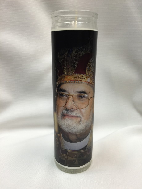 Candle - HH Mar Dinkha Portrait 2