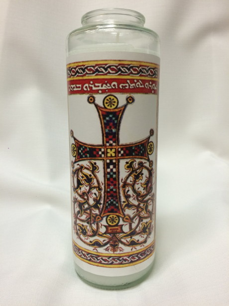 Candle - Cross(Slewa) 2